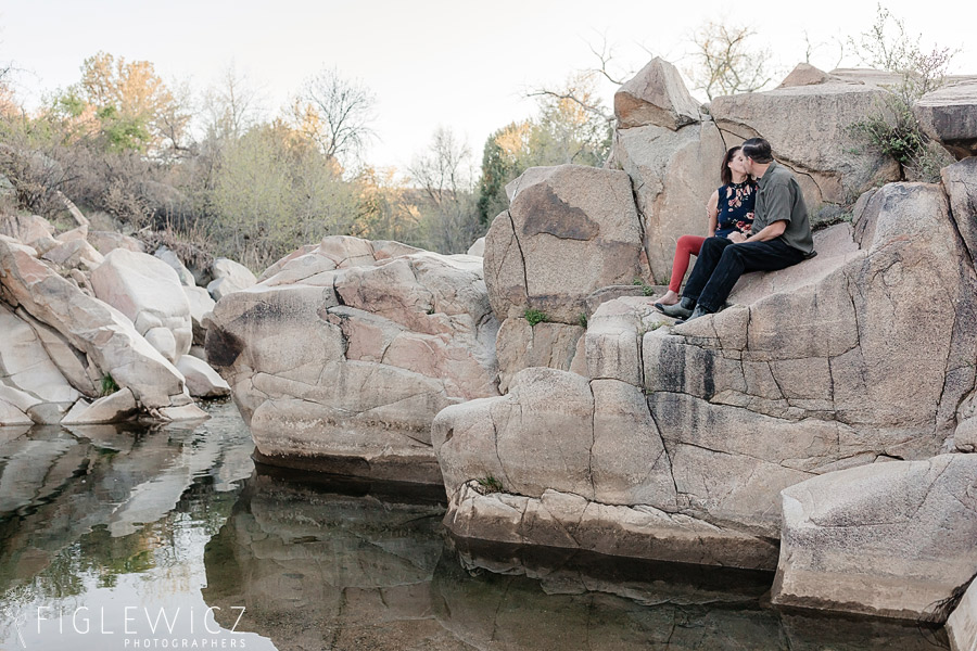Prescott Arizona Engagement