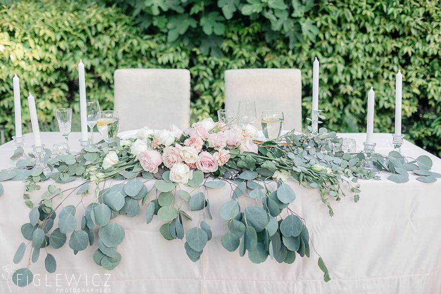 Backyard Wedding Palos Verdes