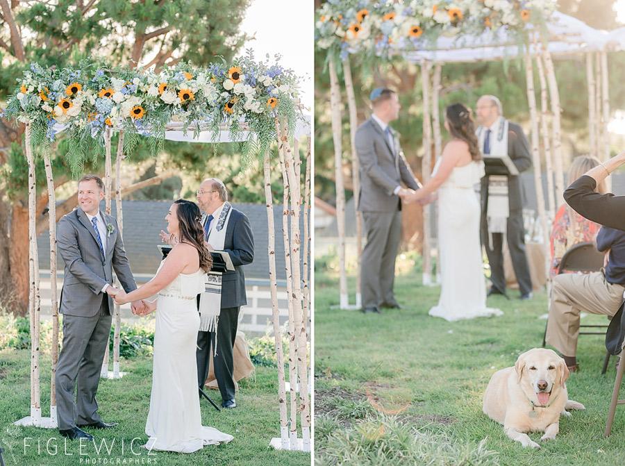 Backyard Wedding Palos Verdes Estates