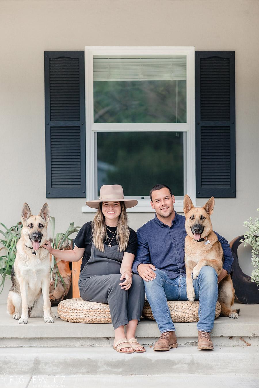Palos Verdes Porch Portraits