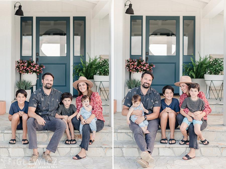 Palos Verdes Estates Porch Portraits