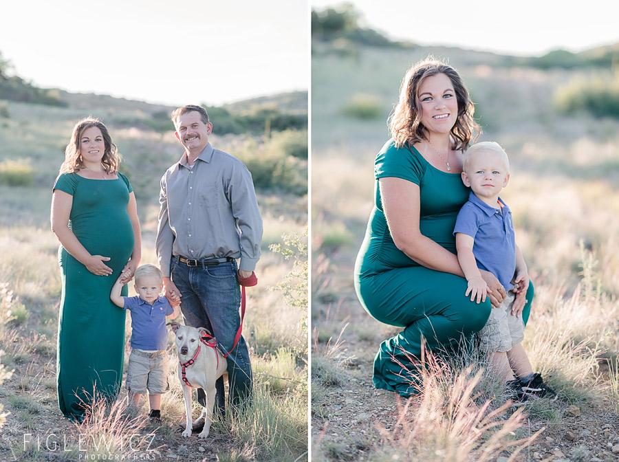 Prescott Maternity Portraits