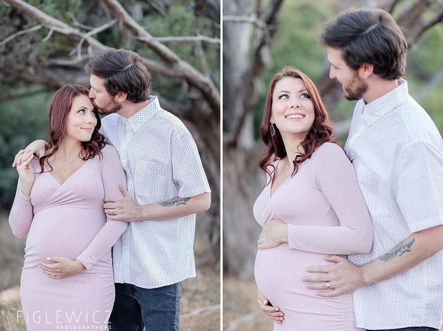 Sedona Arizona Maternity Portraits