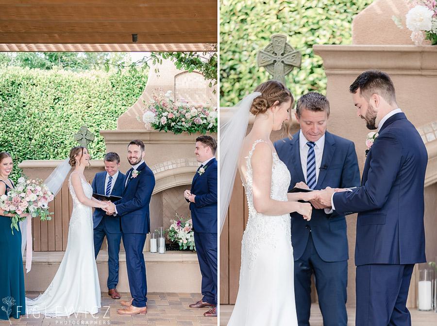 Backyard Wedding Palos Verdes