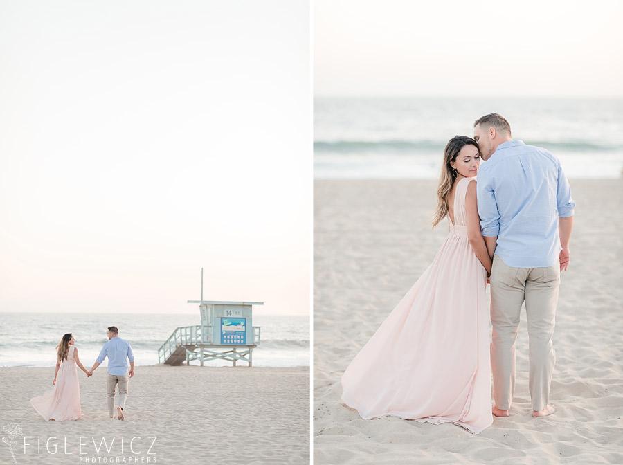 Manhattan Beach Engagement