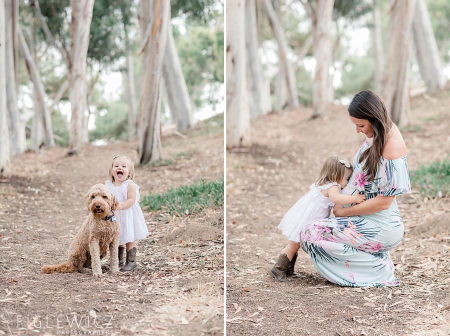 Palos Verdes Estates Family Portraits