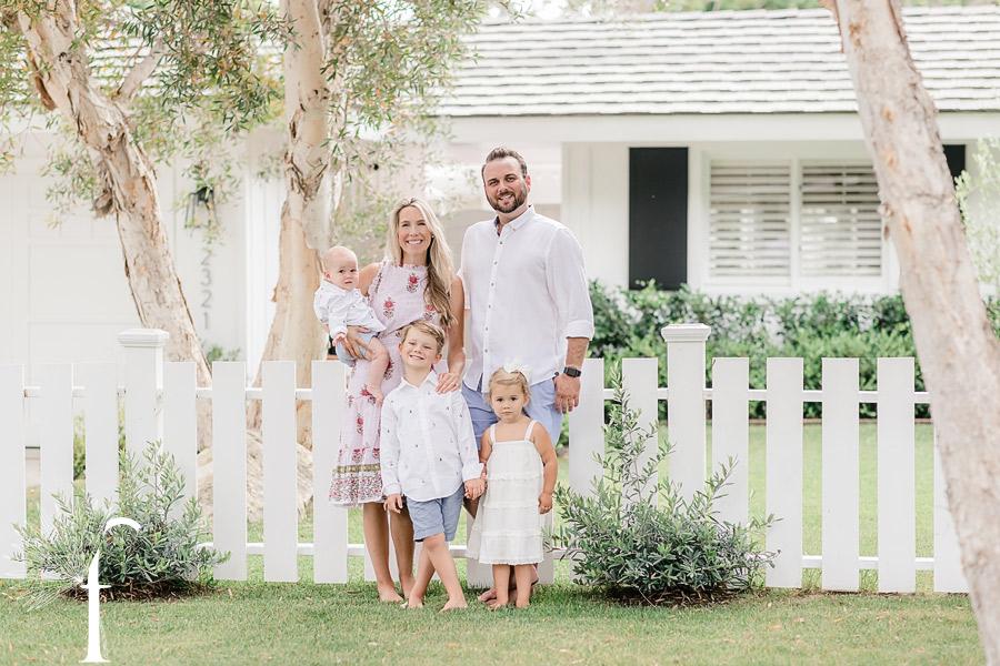 Lunada Bay Family Portraits