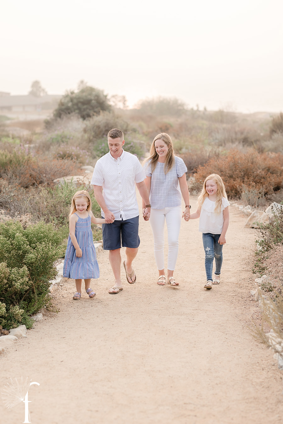 Lunada Bay Family Portraits