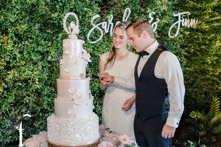 Maravilla Gardens Wedding