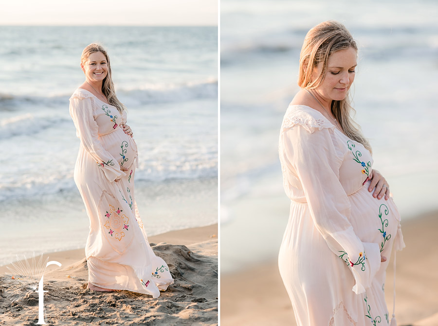 Redondo Beach Maternity Portraits