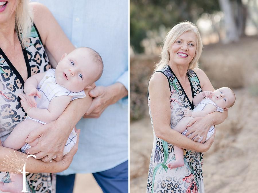 Palos Verdes Newborn Lifestyle Portraits