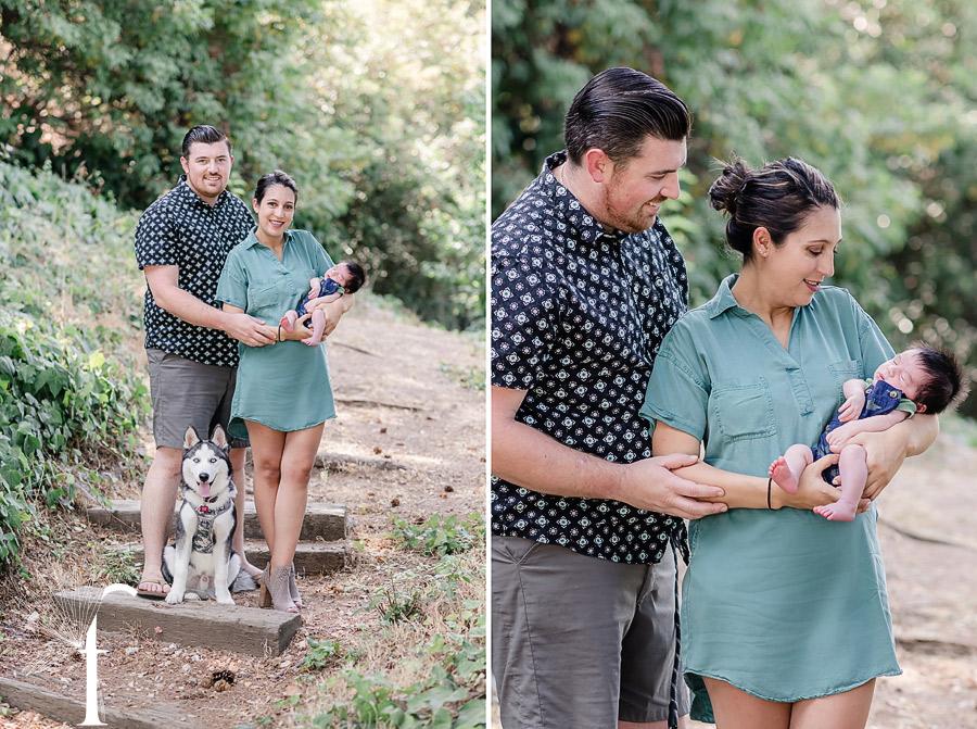 Rancho Palos Verdes Family Portraits