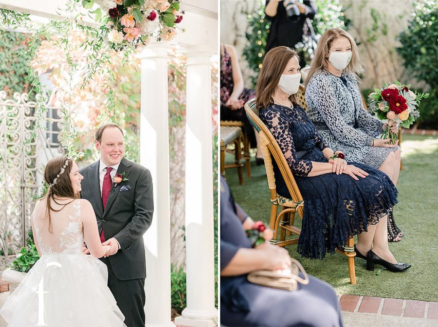 Five Crowns Wedding
