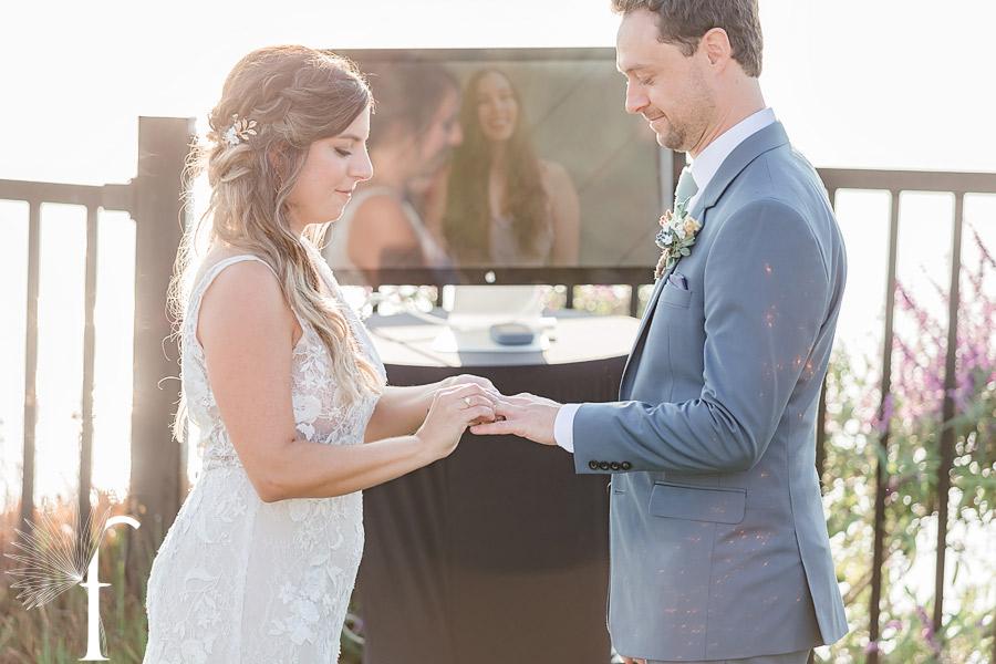 Ventana Grill Pismo Beach Wedding