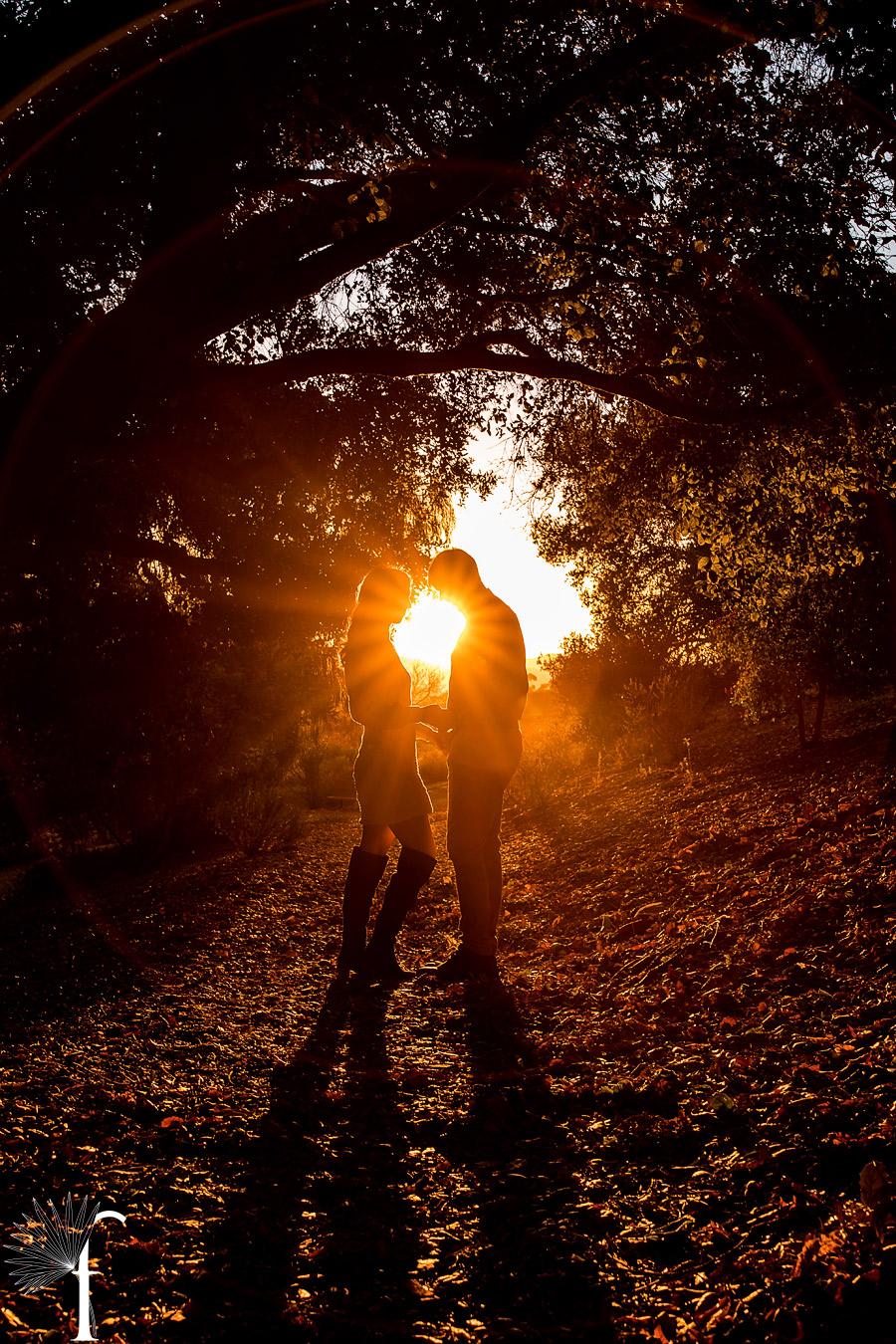 Conejo Valley Botanical Gardens Engagement