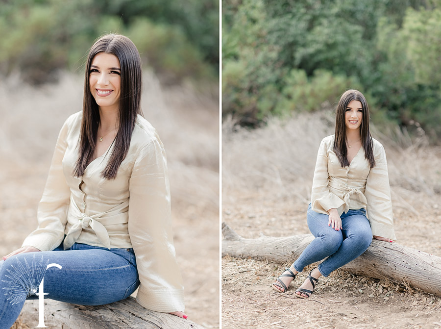 Palos Verdes Holiday Portraits | Alicia