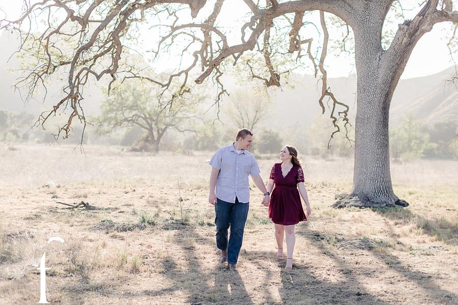 El Matador Engagement | Christine & Joe