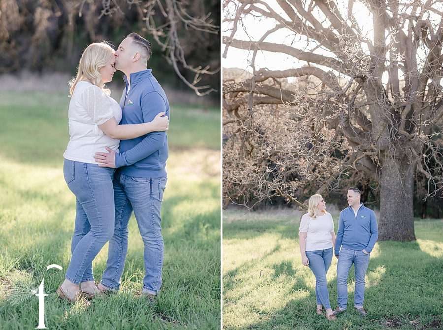 El Matador State Beach Engagement | Carly & Curtis