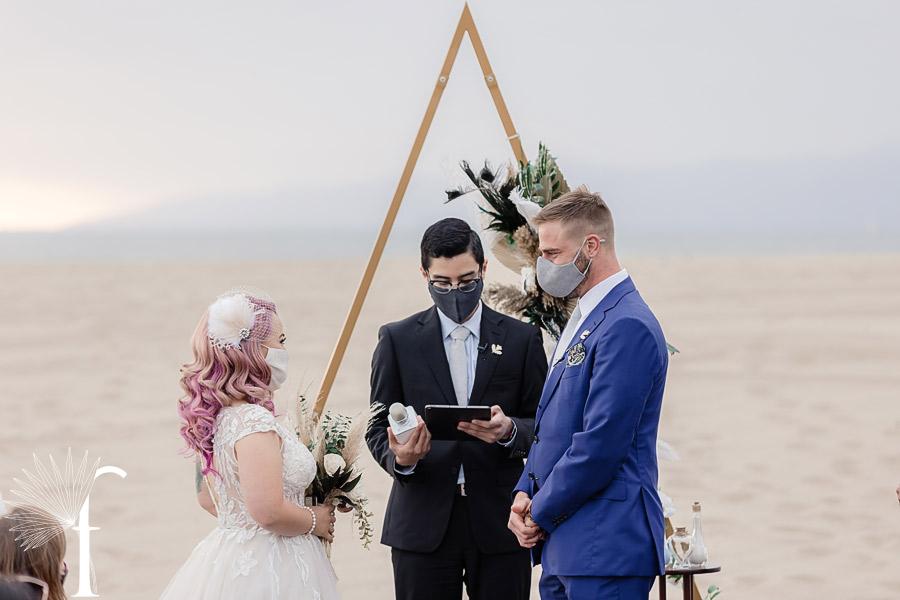 Mirco Wedding Manhattan Beach | Tatiana & Kevin