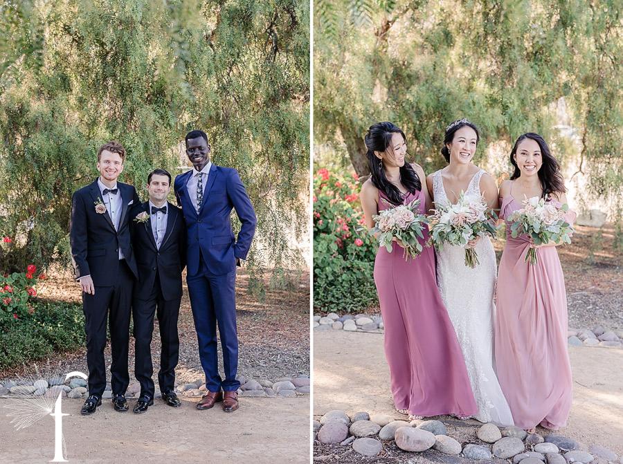 Catalina View Gardens Wedding | Connie & Danny
