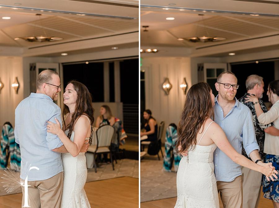 Descanso Beach Club Wedding Catalina | Nicole & John