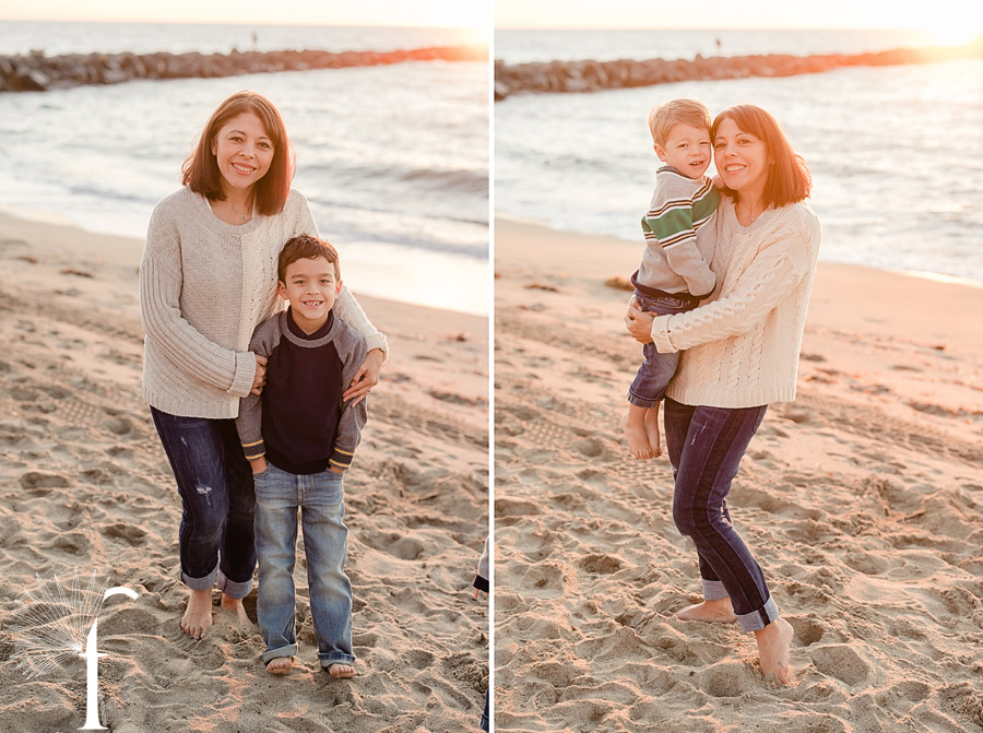 Redondo Beach Family Portraits   Rakness Family