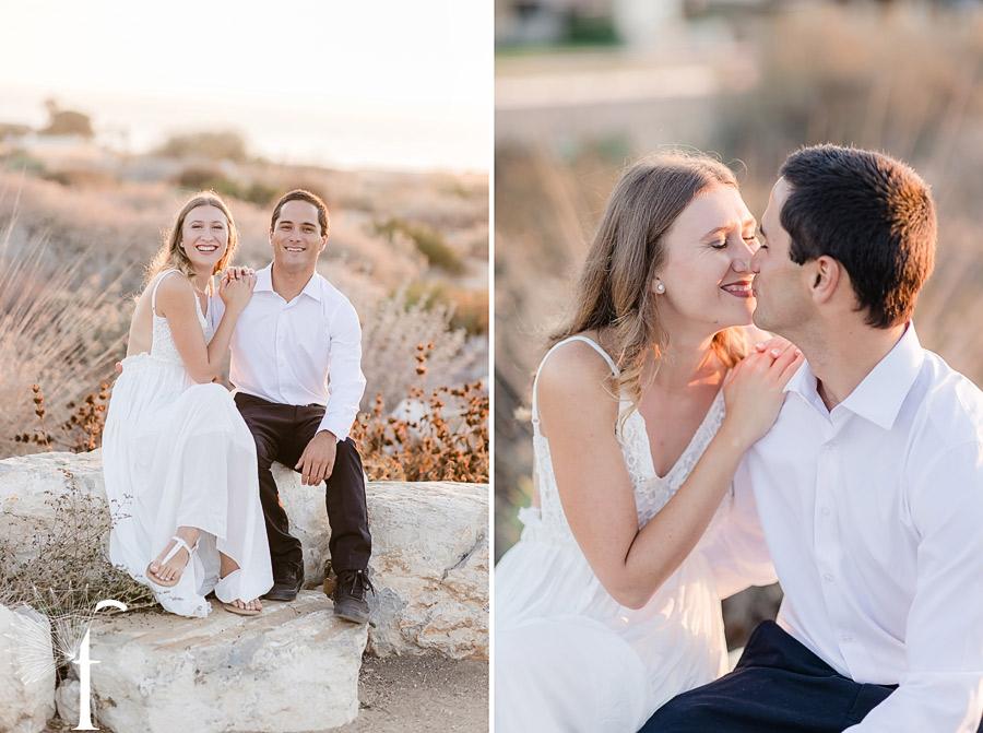 Lunada Bay Engagement | Hannah & Brandon