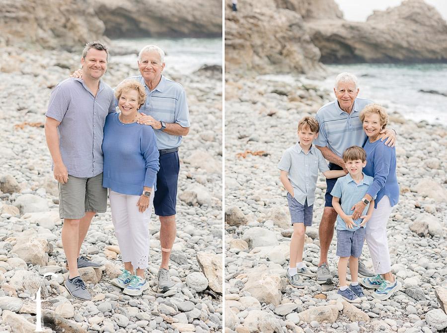 Terranea Resort Family Portraits   Cooper Family