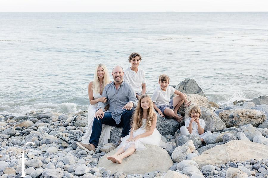 Terranea Resort Family Portraits | Osman Family