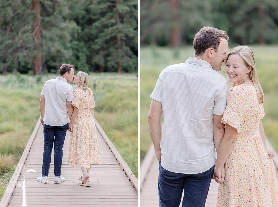 Yosemite Engagement   Leah & Adam