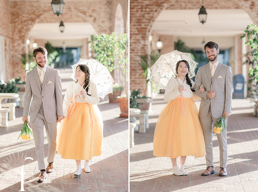 Malaga Cove Engagement   Jenny & Derek