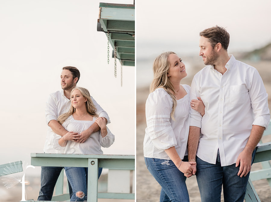 RAT Beach Engagement | McKenzie & Kevin