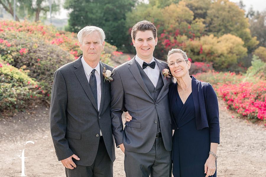Palos Verdes Golf Club Wedding | Grace & Kirk