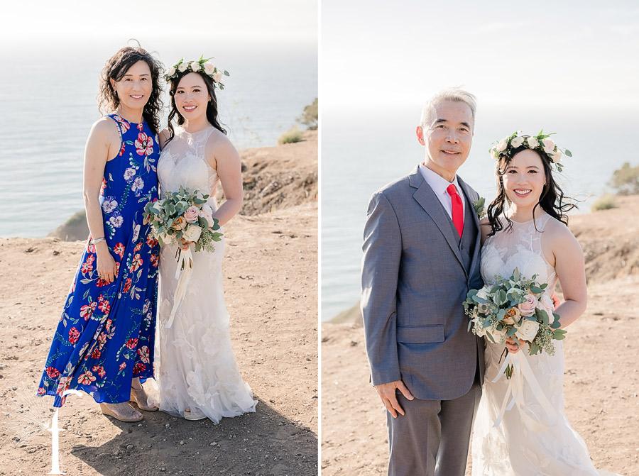 Palos Verdes Micro Wedding | Stephanie and Mike