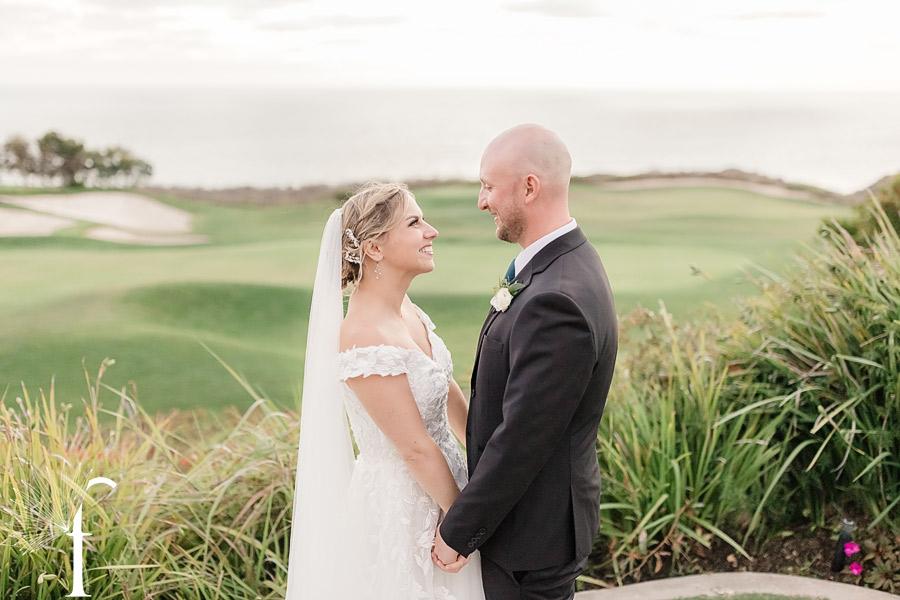 Trump National Golf Course Wedding | Amanda & David